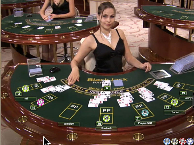 How Blackjack Betting Works - 724 Sbo Bet