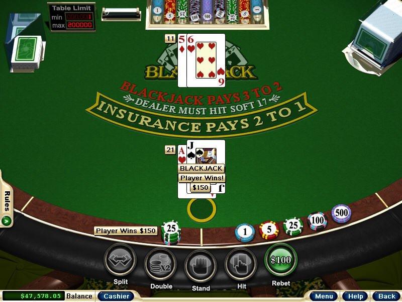 Rules For Blackjack